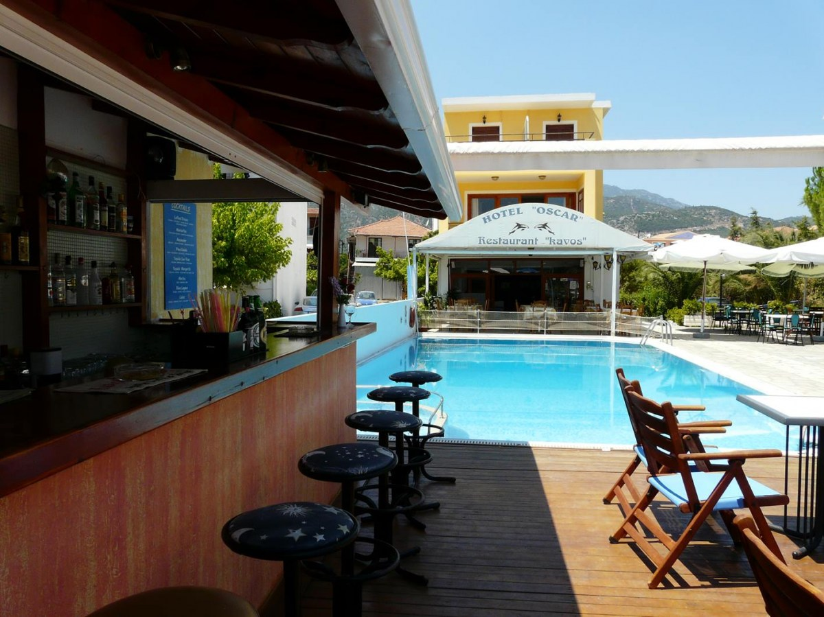 Hotel - Cafe Bar - Pool